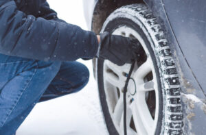 Tire Pressure Check